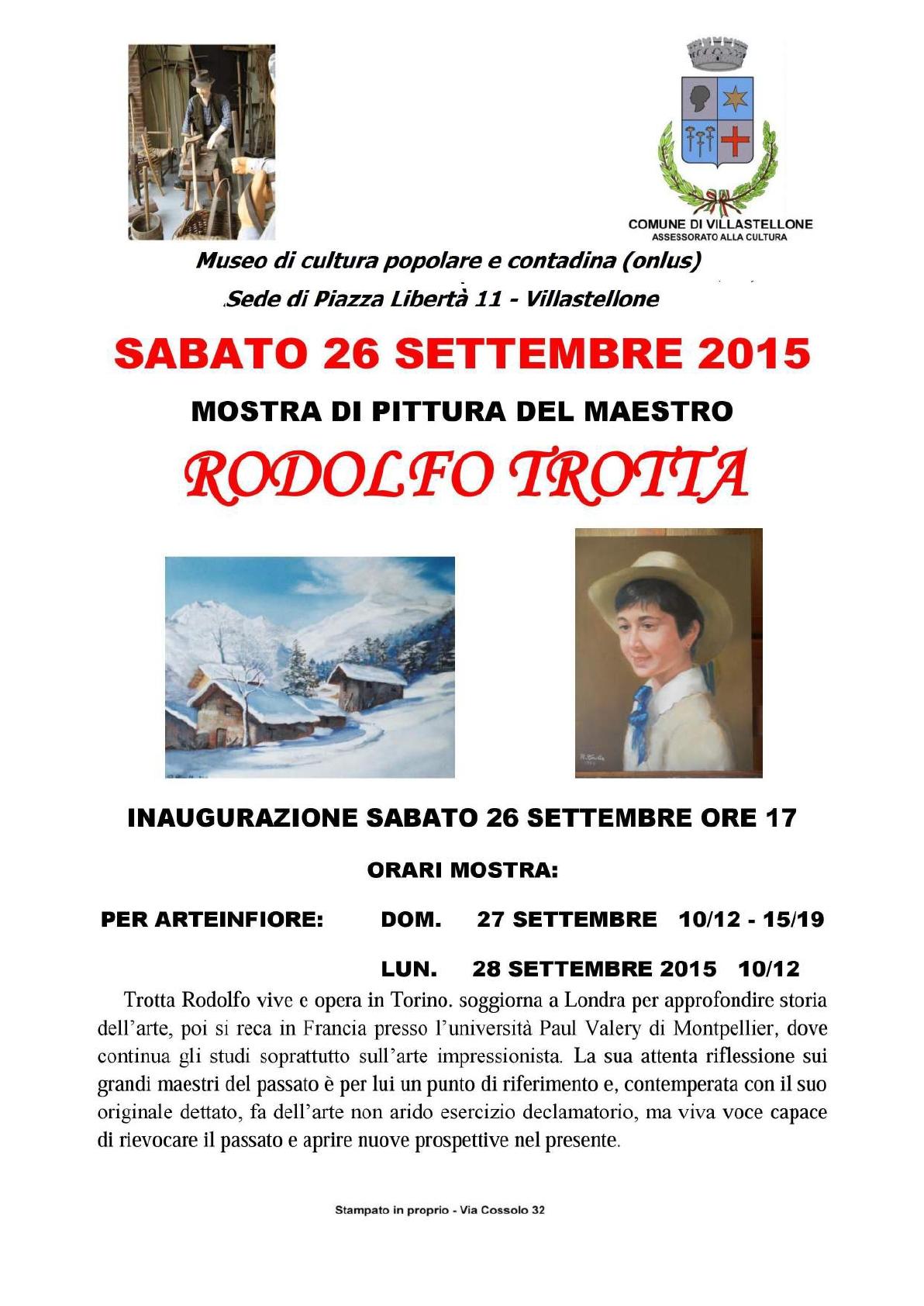 Locandina Rodolfo Trotta 2